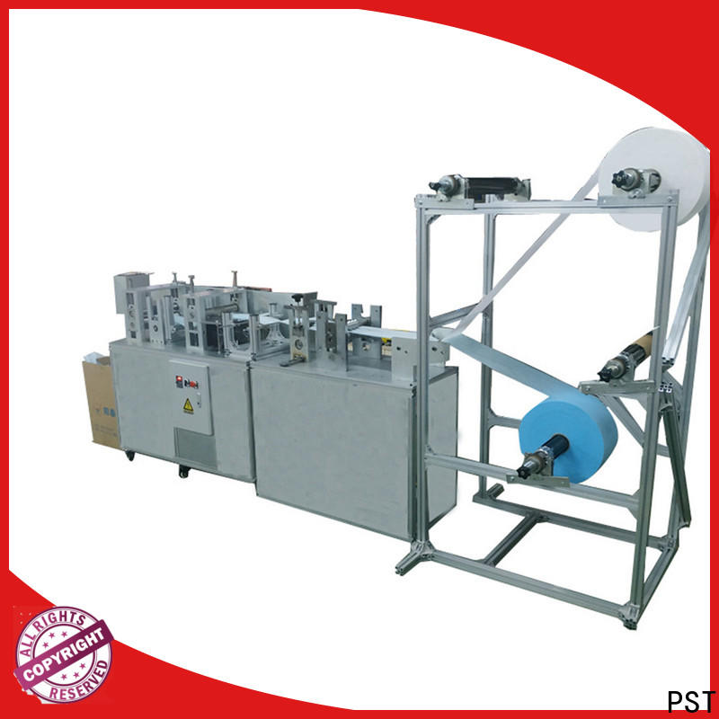 PST top flat face mask machine company for sale