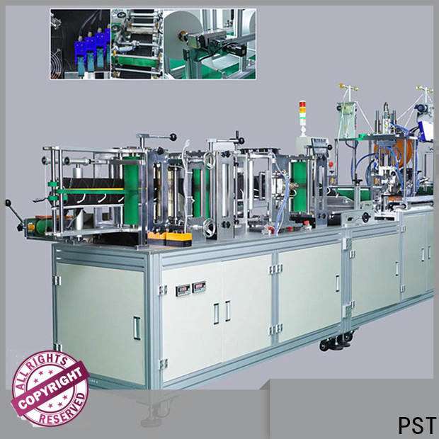 PST custom KN95 full automatic mask machine suppliers for face mask