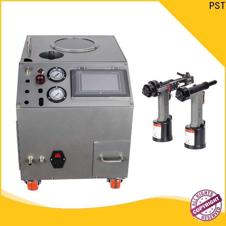 PST latest automated riveting machine manufacturer for blind rivets
