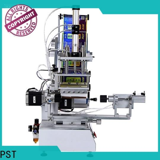 high precision semi automatic flat labeling machine factory price for square bottles