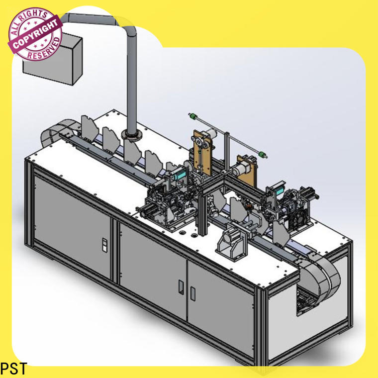 custom KN95 semi-automatic mask machine manufacturers for business