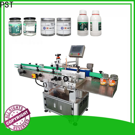 latest automatic bottle labeling machine factory for boxes