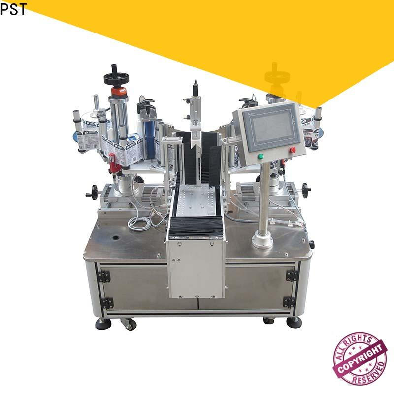 PST semi automatic labeler design for industry