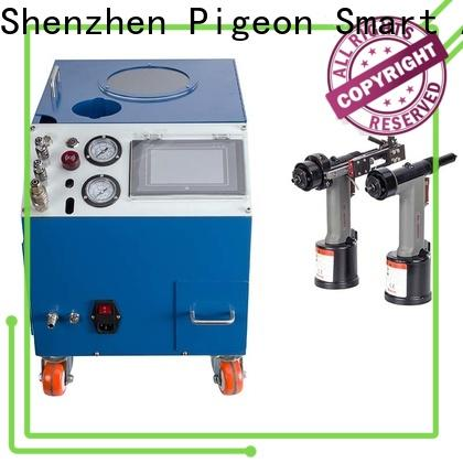 high quality electric riveting machine factory for computer terminal case