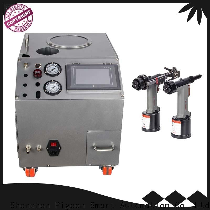 PST wholesale auto riveting machine supplier for kitchen hood