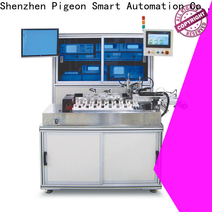 custom automatic inspection machine supplier for electrical switches