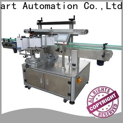 PST fully automatic side label applicator supplier for round bottle