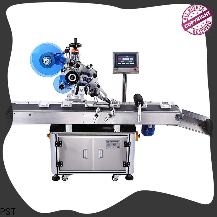 PST automatic flat labeling machine supply for book