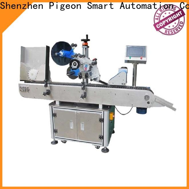 new automatic bottle labeling machine factory for wine bottle
