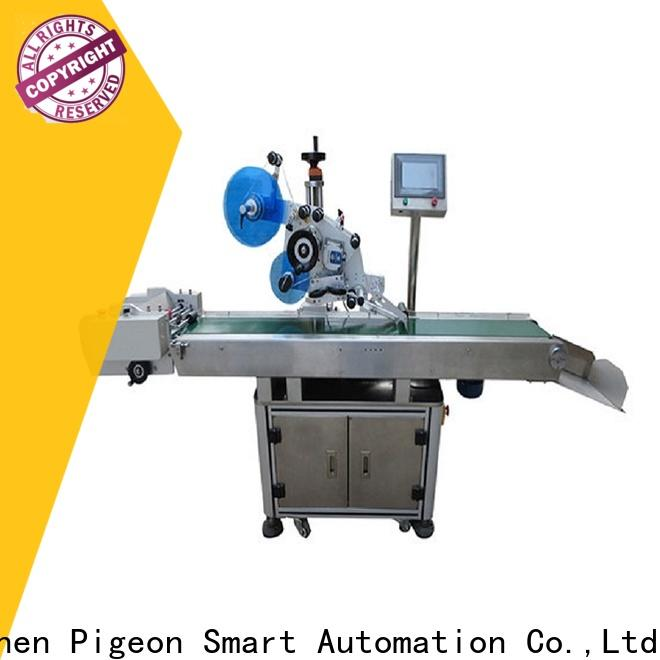 best automatic flat labeling machine supply for bags