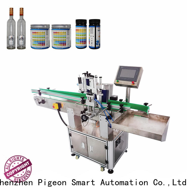 PST double sizes labeling machine supply for industry