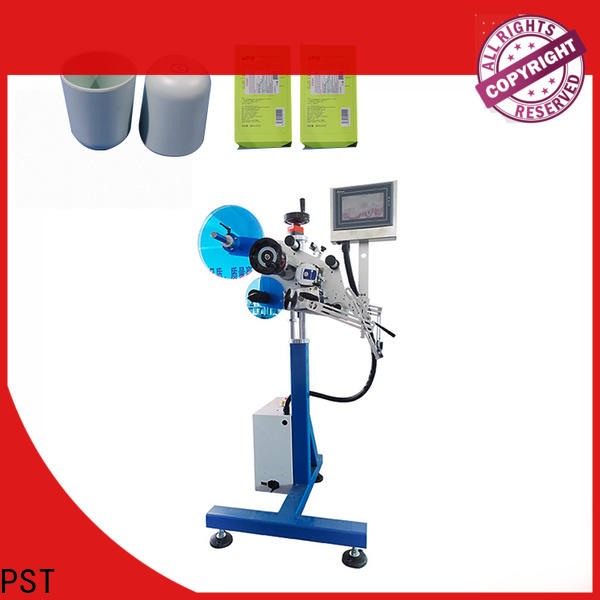PST double sizes automatic labeling machine factory for industry