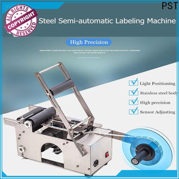 high speed labeling equipment manufacturer for round bottles