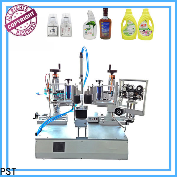 PST semi auto labeling machine manufacturers for business