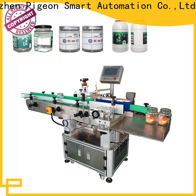 high quality automatic label applicator shrink labeling equipment for cards