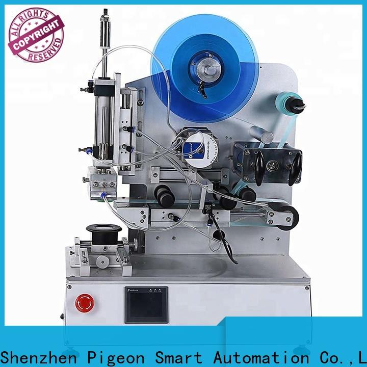 PST top flat labeling machine company for sale