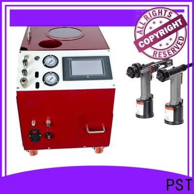 PST automatic pop rivet machine supplier for computer terminal case