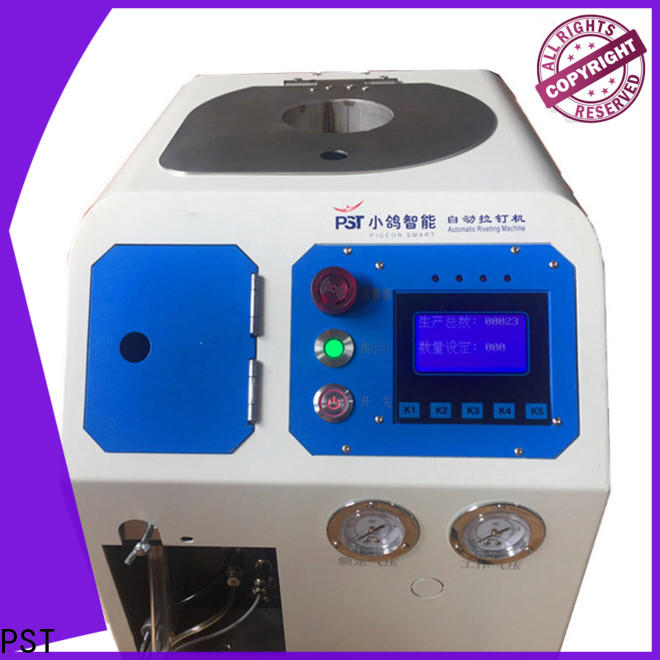 PST top automatic riveting machine company for blind rivets