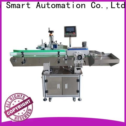 good selling round bottle labeling machine company for cosmetics bottles