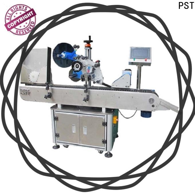 latest automatic bottle labeler supply for round bottle