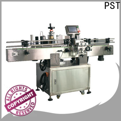 conveyor type bottles labeling machine supplier for cards
