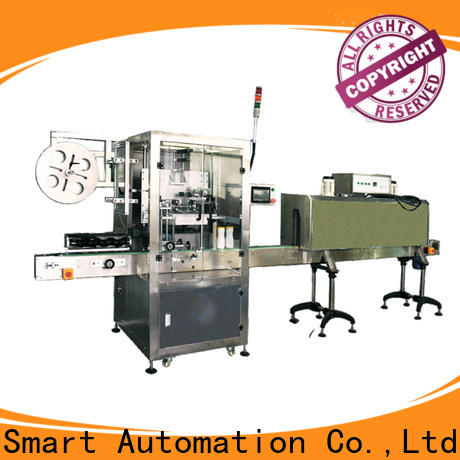 best automatic bottle labeling machine for busniess for cards