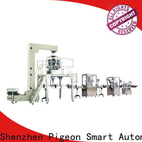 PST custom full automatic assembly plane labeling head company for factory