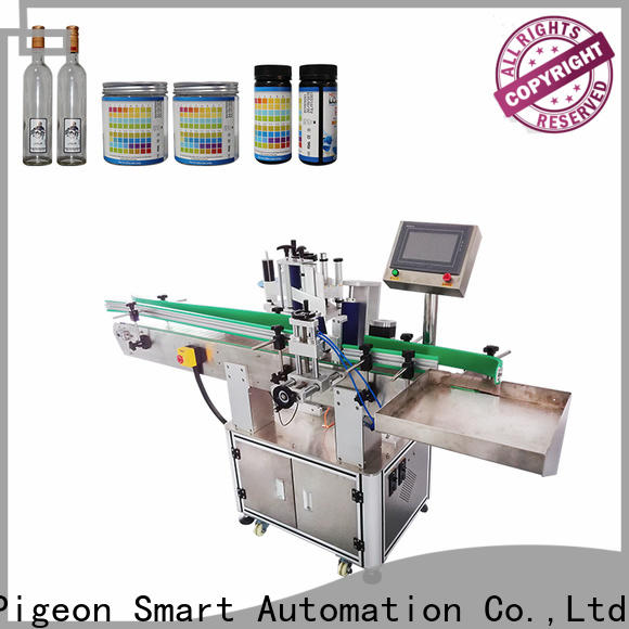 PST semi automatic semi automatic labeling machine for busniess for industry
