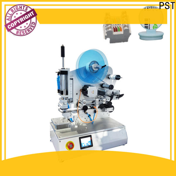 PST factory price semi automatic labeling machine company for sale