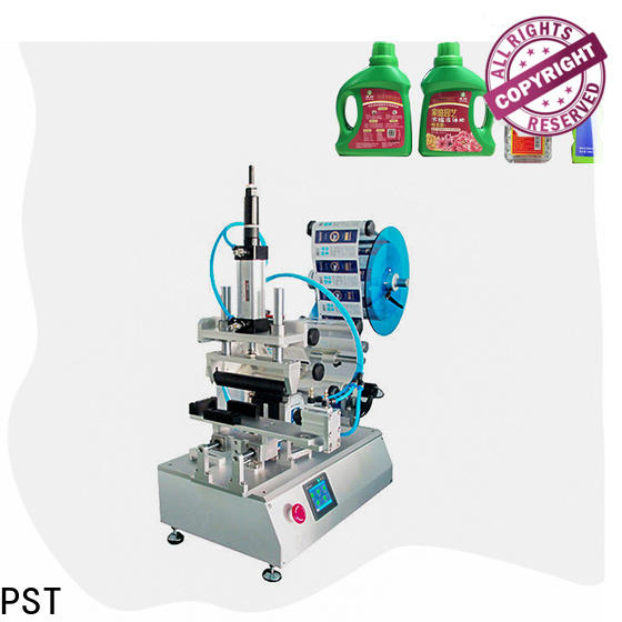 PST semi automatic labeling machine manufacturers for sale