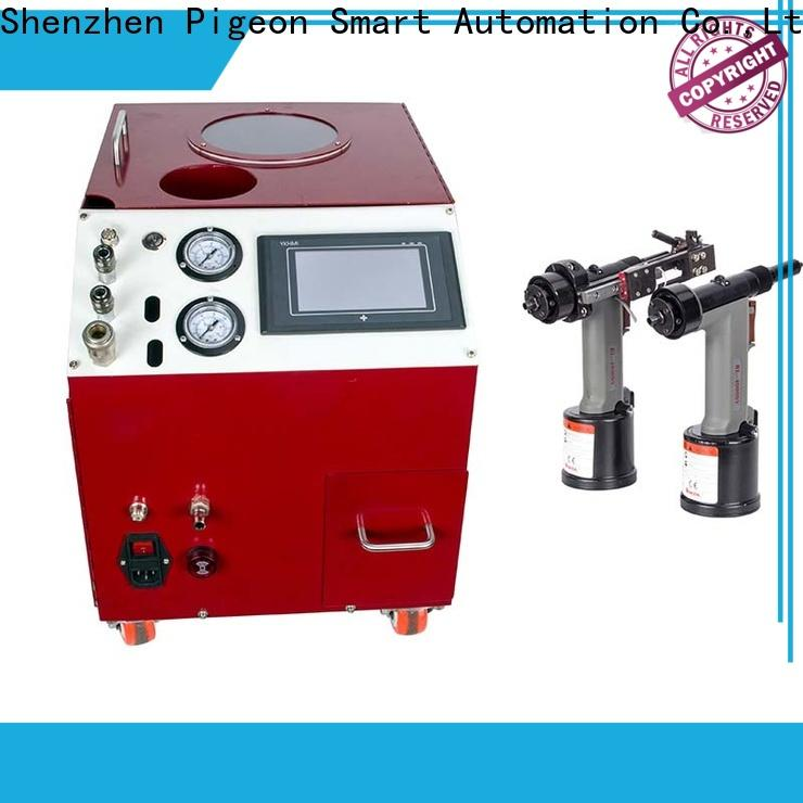 high speed automatic pop rivet machine fast delivery for computer terminal case