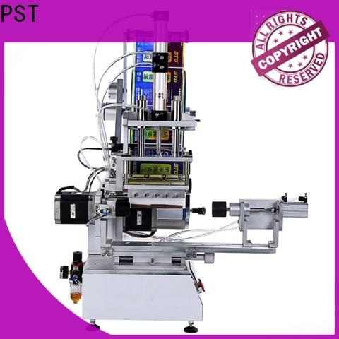 high speed flat labeling machine manufacturer for round bottles
