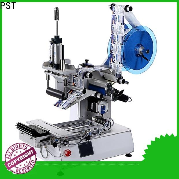 wrap auto label machine for busniess for round bottles
