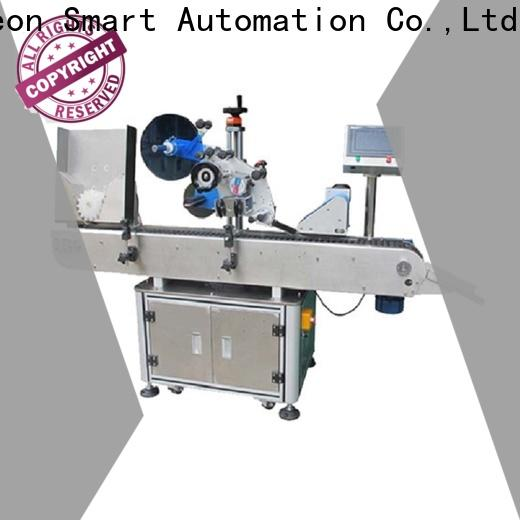 PST automatic bottle labeling machine supply for wine bottle