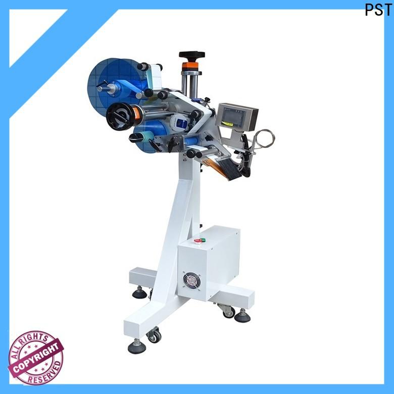 PST high quality automatic flat labeling machine factory for book