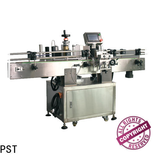 latest automatic label applicator for busniess for flat bottles