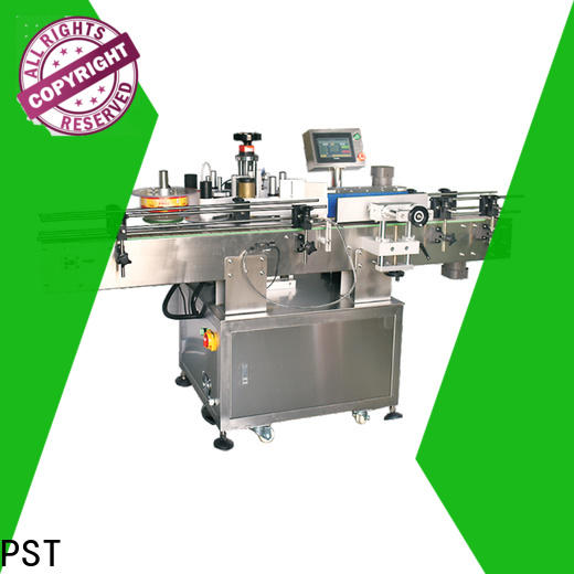 PST wholesale automatic bottle labeling machine shrink labeling equipment for square bottles
