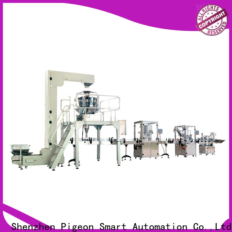 PST labeling production line manufacturer for manufacturing