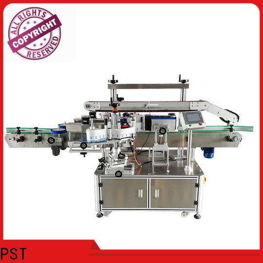 PST wholesale double side labeling machine company for cards