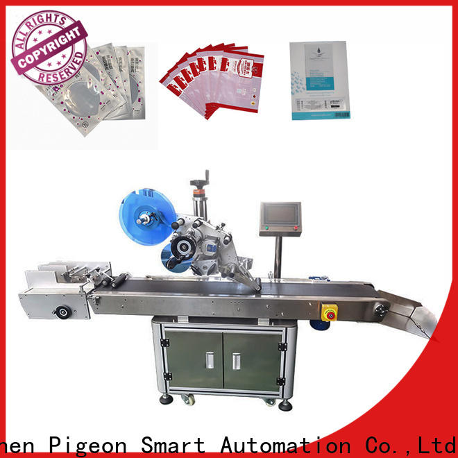 high speed plance labeling machine for busniess for cards