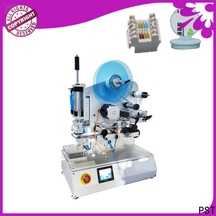 PST wholesale semi automatic labeling machine supply for sale
