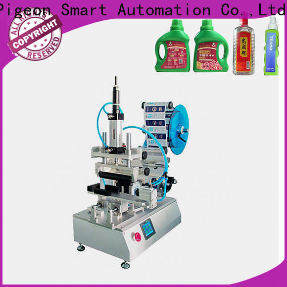 factory price semi automatic labeling machine factory for factory
