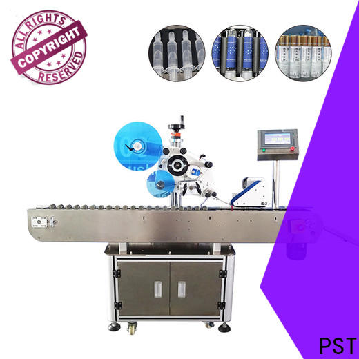 PST automatic labeling machine supply for cards