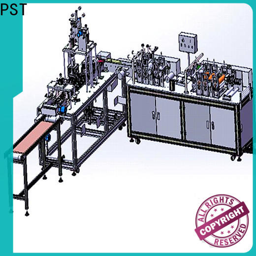 PST KF94 full automatic mask machine suppliers for medical products
