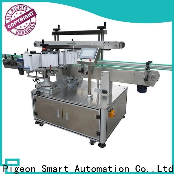PST high speed side label applicator manufacturer for packing