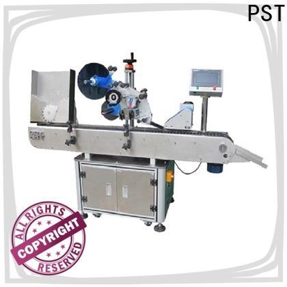 PST automatic bottle labeler manufacturer for wine bottle