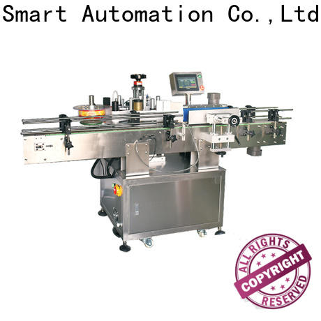 PST automatic bottle labeling machine supplier for square bottles