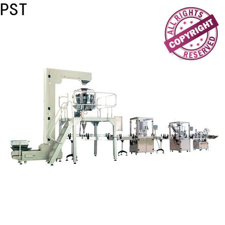 PST full automatic assembly plane labeling head factory for industry