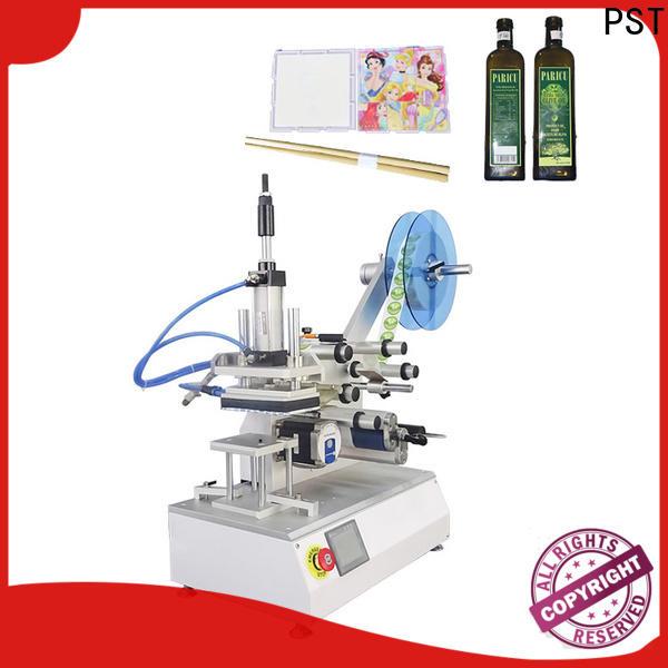 PST custom semi auto labeling machine suppliers for sale