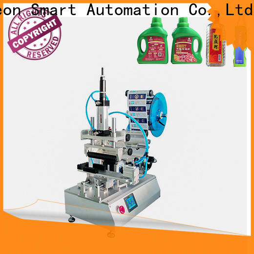 PST wholesale semi automatic labeling machine with custom services for sale